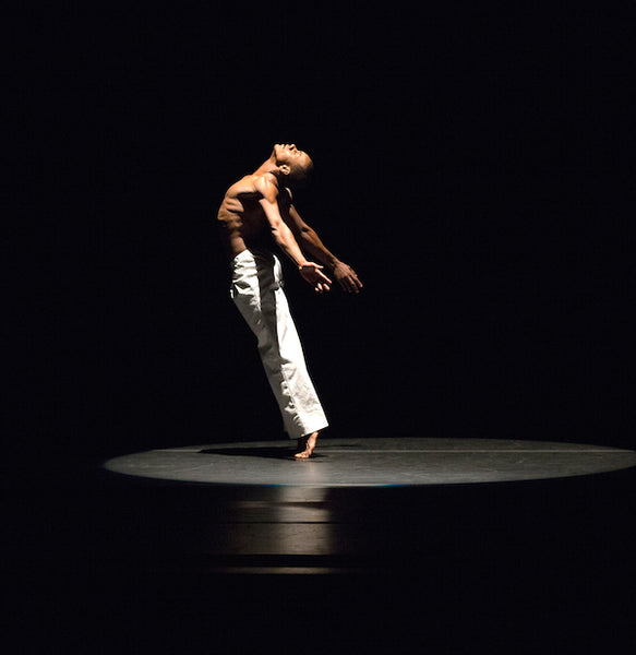 Alvin Ailey American Dance Theater's Kirven Douthit Boyd performing Caught