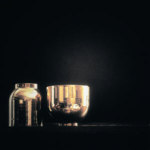 M+A NYC Brass Jug and Bowl
