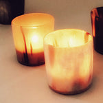 M+A NYC Horn Votive Holders - Fawn