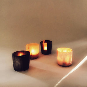 M+A NYC Horn Votive Holders - Grouping