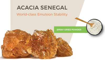 Spray Dried Acacia Senegal (300 g sample)