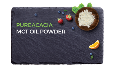 PureAcacia MCT Oil Powder (300 g sample)