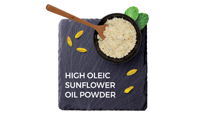 PureAcacia High Oleic Sunflower Oil Powder (300 g Sample)