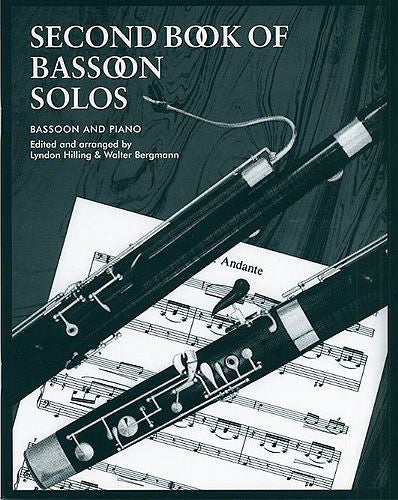 Second Book of Bassoon Solos