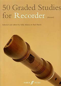 50 Graded Studies for Recorder