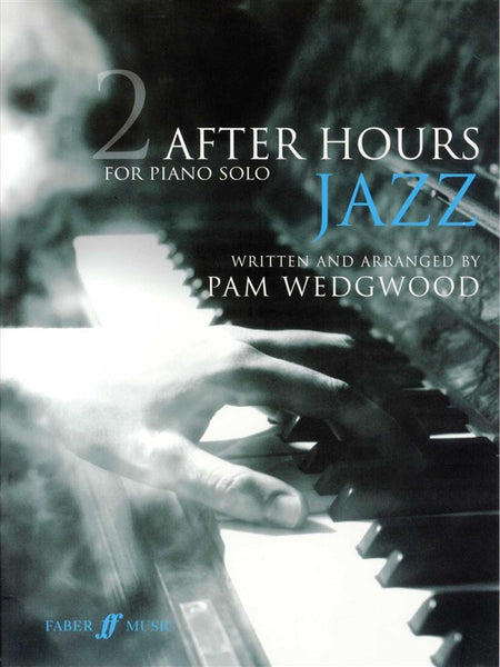 After Hours Book Jazz Book 2 Piano