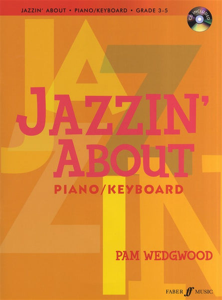 Pam Wedgwood Jazzin' About Piano
