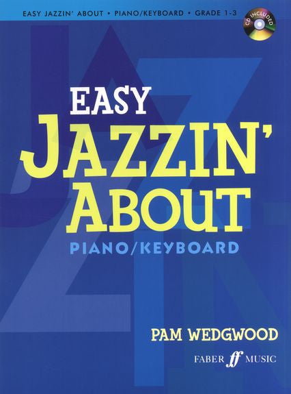 Easy Jazzin About Piano