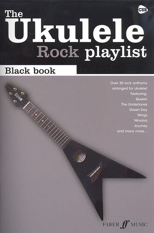 The Ukulele Playlist Black Book