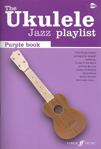 The Ukulele Playlist Purple Book