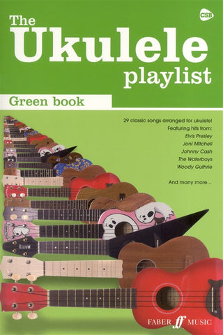 The Ukulele Playlist Green Book