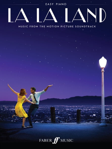 La La Land Easy Piano Songbook
