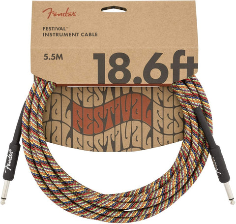 Fender 18.6Ft Rainbow Cable