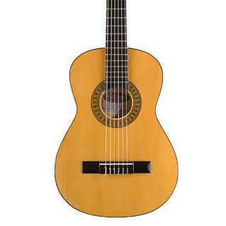 Stagg 1/4 Classical Guitar Matt Natural Finish
