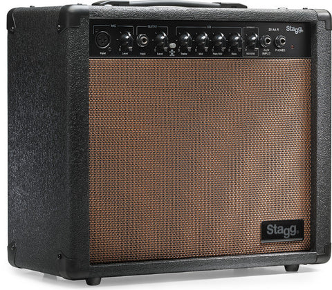 Stagg 20 AA R UK Acoustic Guitar Amp