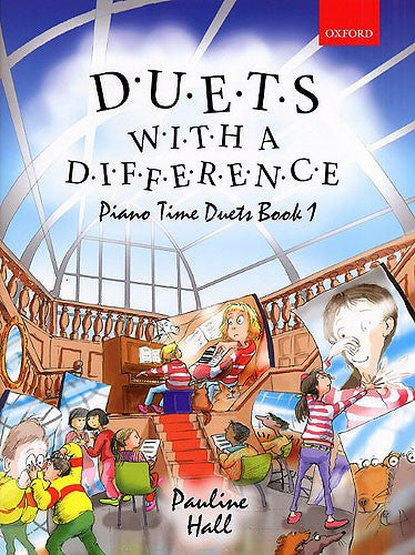 Duets with a Difference Pauline Hall