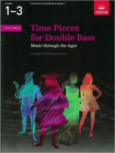 Time Pieces Double Bass Volume 1