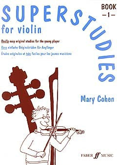 Superstudies Book 1 Violin