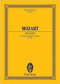 Mozart Requiem Mass K 626