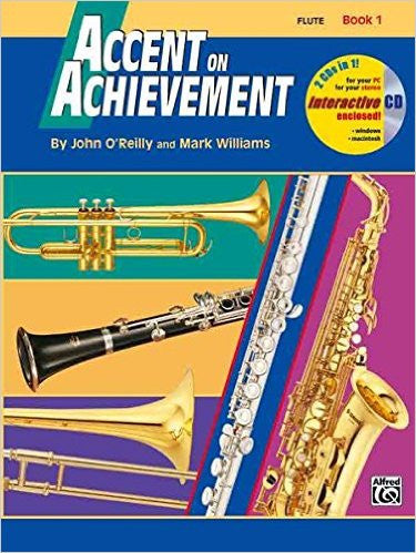 Accent on Achievement Flute 1