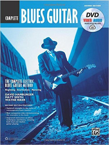 Blues Guitar Method Complete