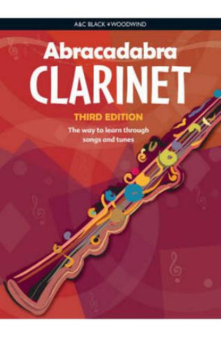Abracadabra Clarinet Book And 2 CDs