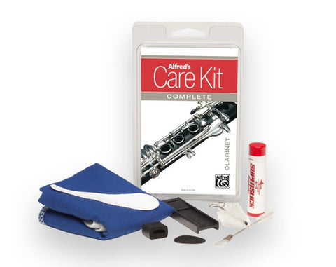 Alfred's Care Kit Complete: Clarinet