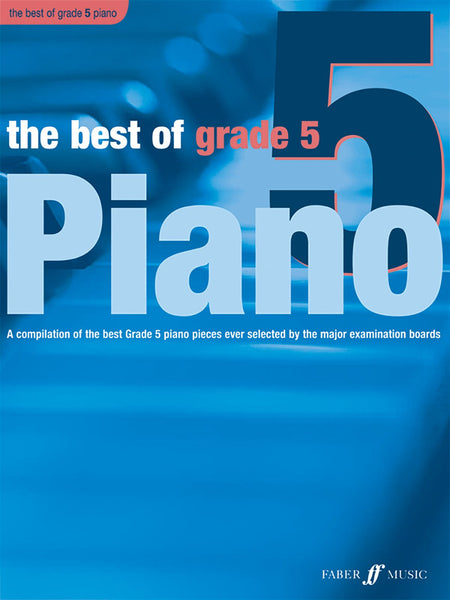 Best of Grade 5 for Piano
