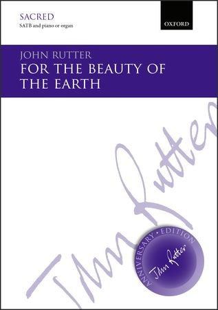 Rutter For the Beauty of the Earth