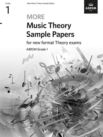 ABRSM More Music Theory Sample Papers Grade 1