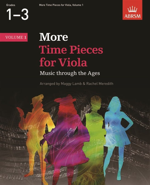 More Time Pieces For Viola Vol 1