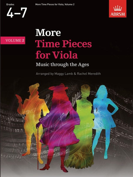 More Time Pieces For Viola  Vol 2