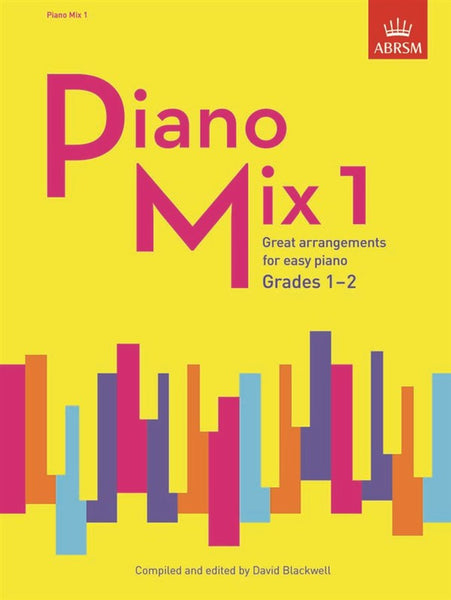 ABRSM Piano Mix Book 1 Grades 1-2
