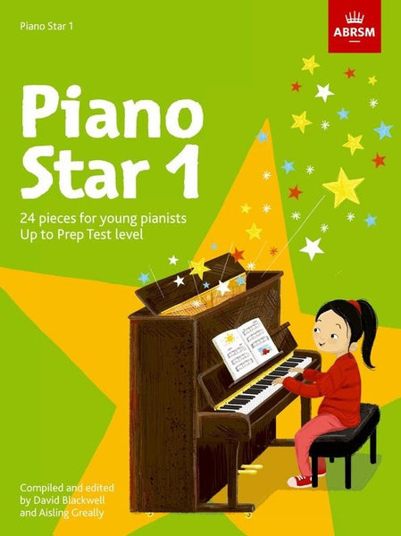ABRSM Piano Star Book 1