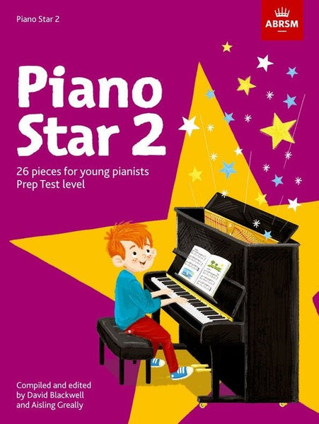 ABRSM Piano Star Book 2