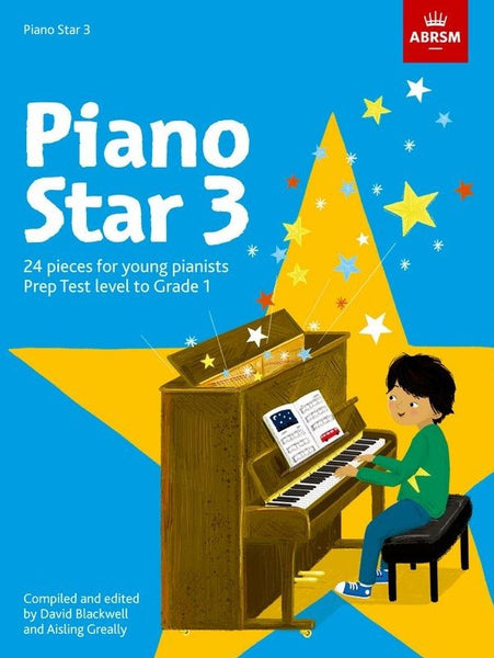 ABRSM Piano Star Book 3