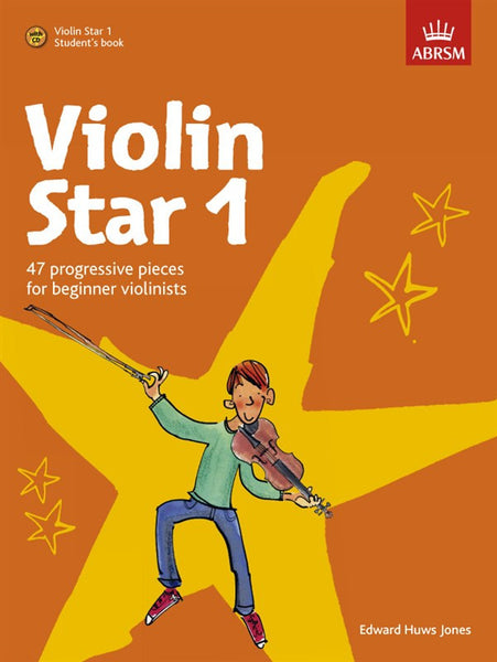 Violin Star 1 with CD