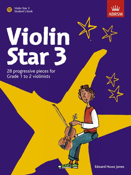 Violin Star 3 with CD
