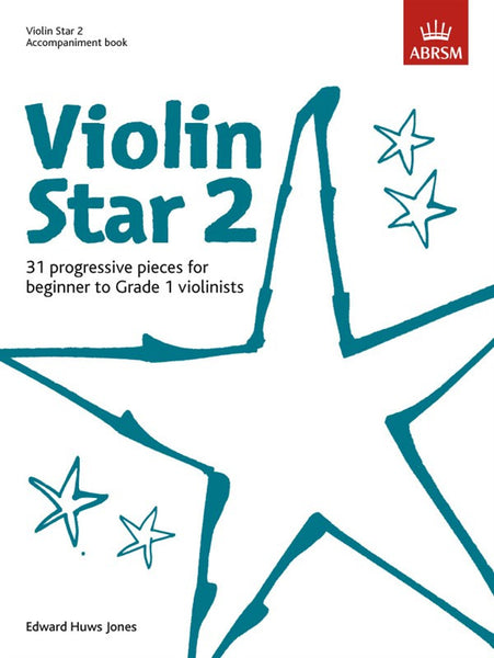 Violin Star 2 Accompaniment Book