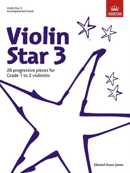 Violin Star 3 Accompaniment Book