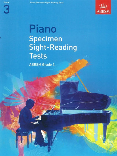 ABRSM Piano Specimen Sight Reading Tests Grade 3