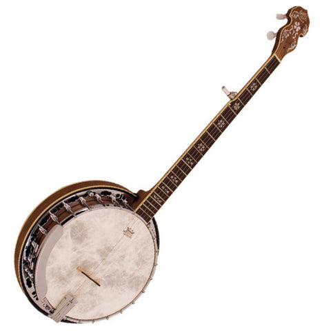 Barnes and Mullins Banjo 5 String Empress Model  BJ500BW