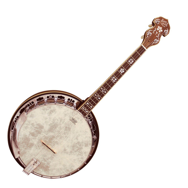 Barnes and Mullins BJ500BW Irish / Gaelic  Tenor Banjo