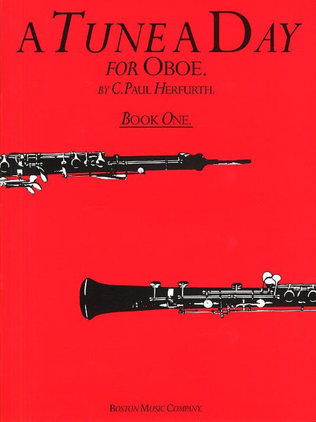 Tune A Day for Oboe