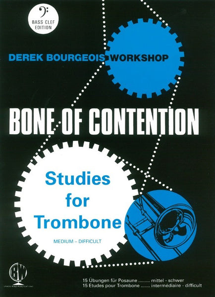 Bone of Contention (Trombone Bass Clef)