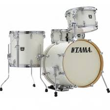 Tama CK48S-VWS Superstar Classic Vintage White Sp. 4-piece shell set