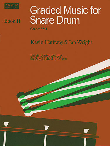 Graded Music For Snare Drum - Book 2 Grades 3-4