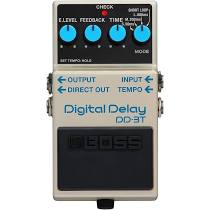 Boss DD-3T Delay