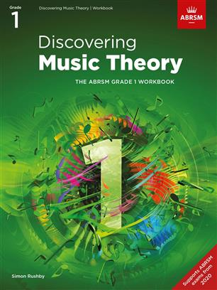 ABRSM Discovering Music Theory Grade 1