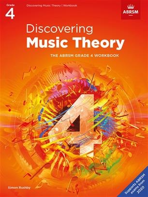 ABRSM Discovering Music Theory Grade 4